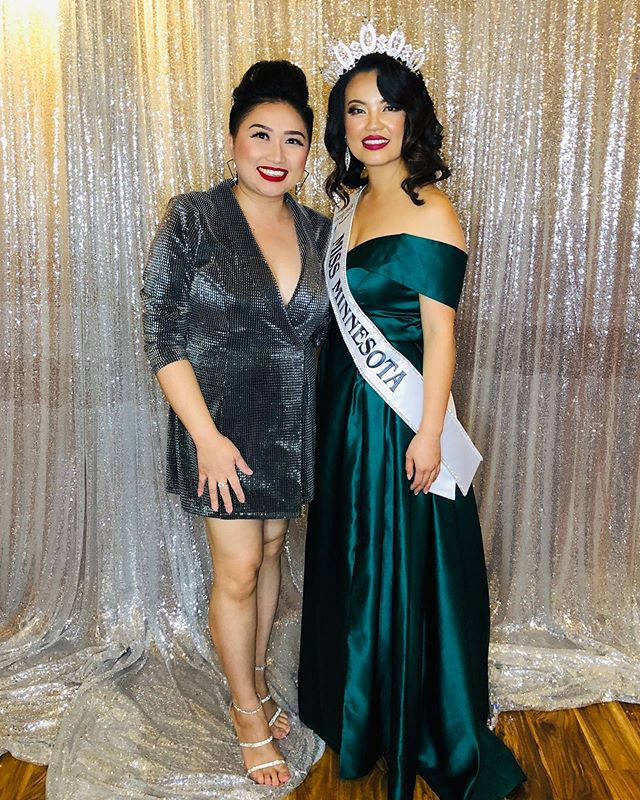 Padee Yang is your United States of America's Miss Minnesota 2020! ❤️