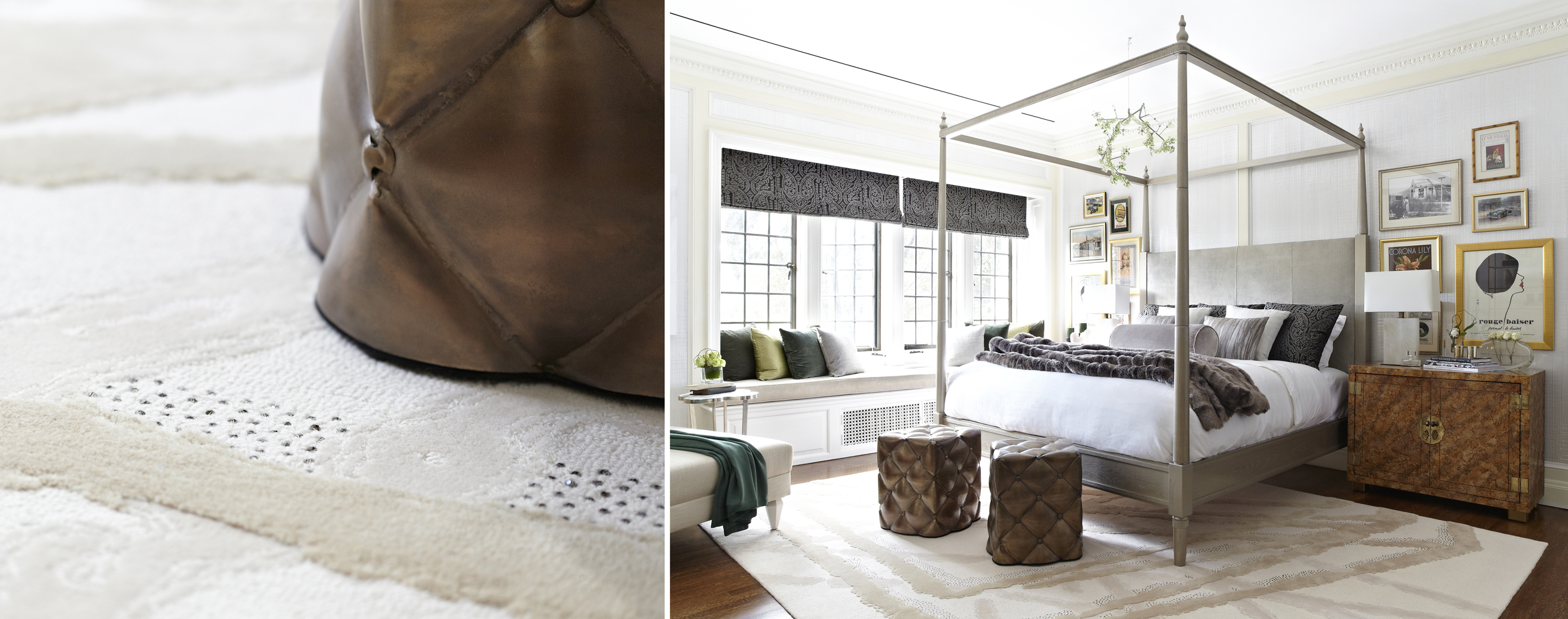 FACETS -LIGHT WITH SWAROVSKI CRYSTAL AT THE GREYSTONE PROJECT