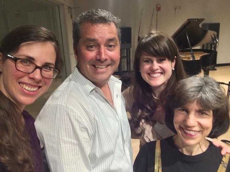 Robert Cassidy, piano Cara Tweed, violin Ida Mercer, cello  Ensemble-in-residence at  The Music Settlement in Cleveland, Ohio