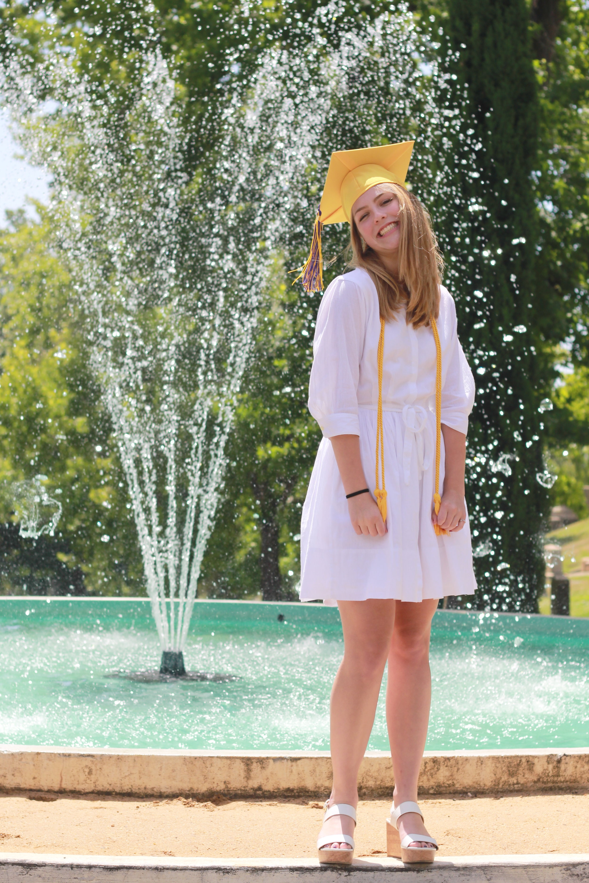 June 2014 - I graduated from Oakland Technical High School, took many of my friends' senior portraits, and got ready to dive into the real world.