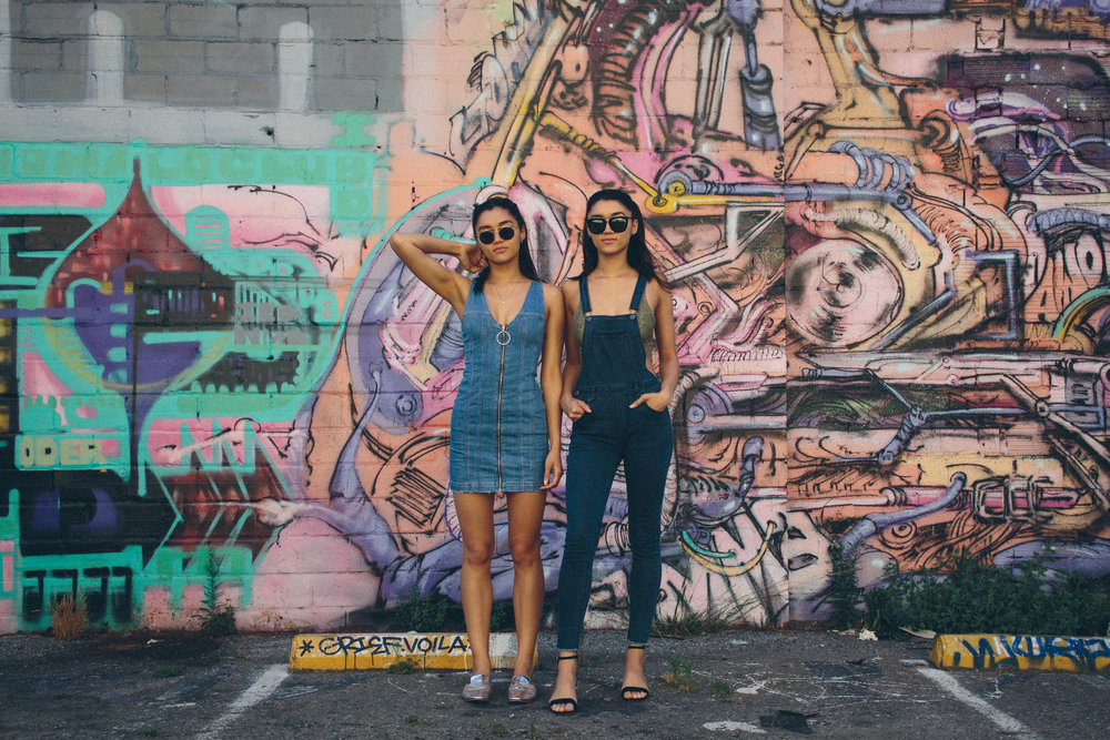 Summer 2017 - I spent the summer before starting law school shooting with local models, blogger, companies, and friends. See more on my blog!