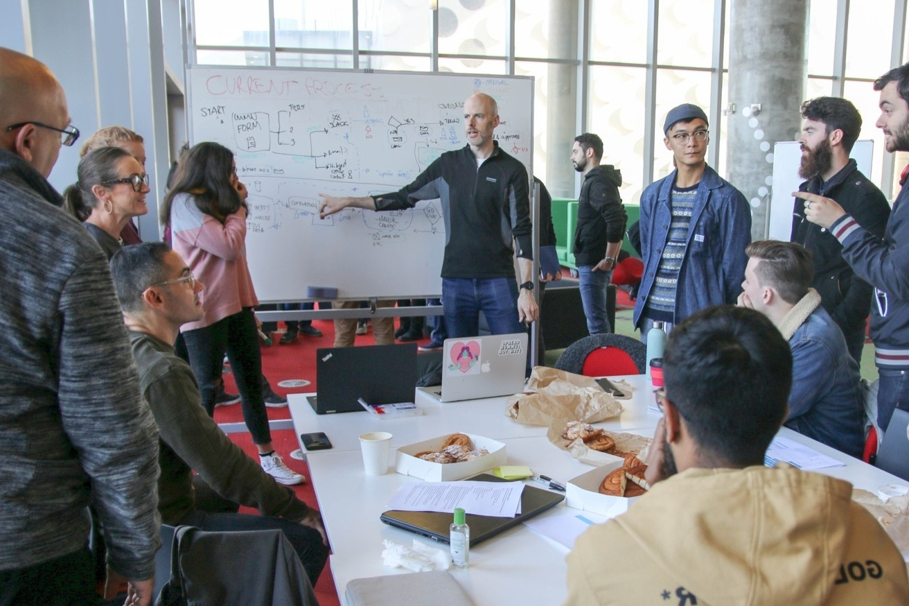 2019 Winter Hackathon - Swinburne University of Technology