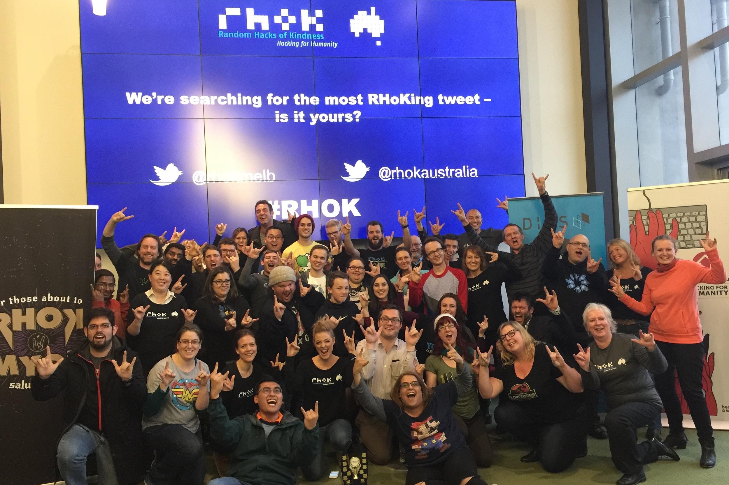 2016 Winter Hackathon - Swinburne University of Technology