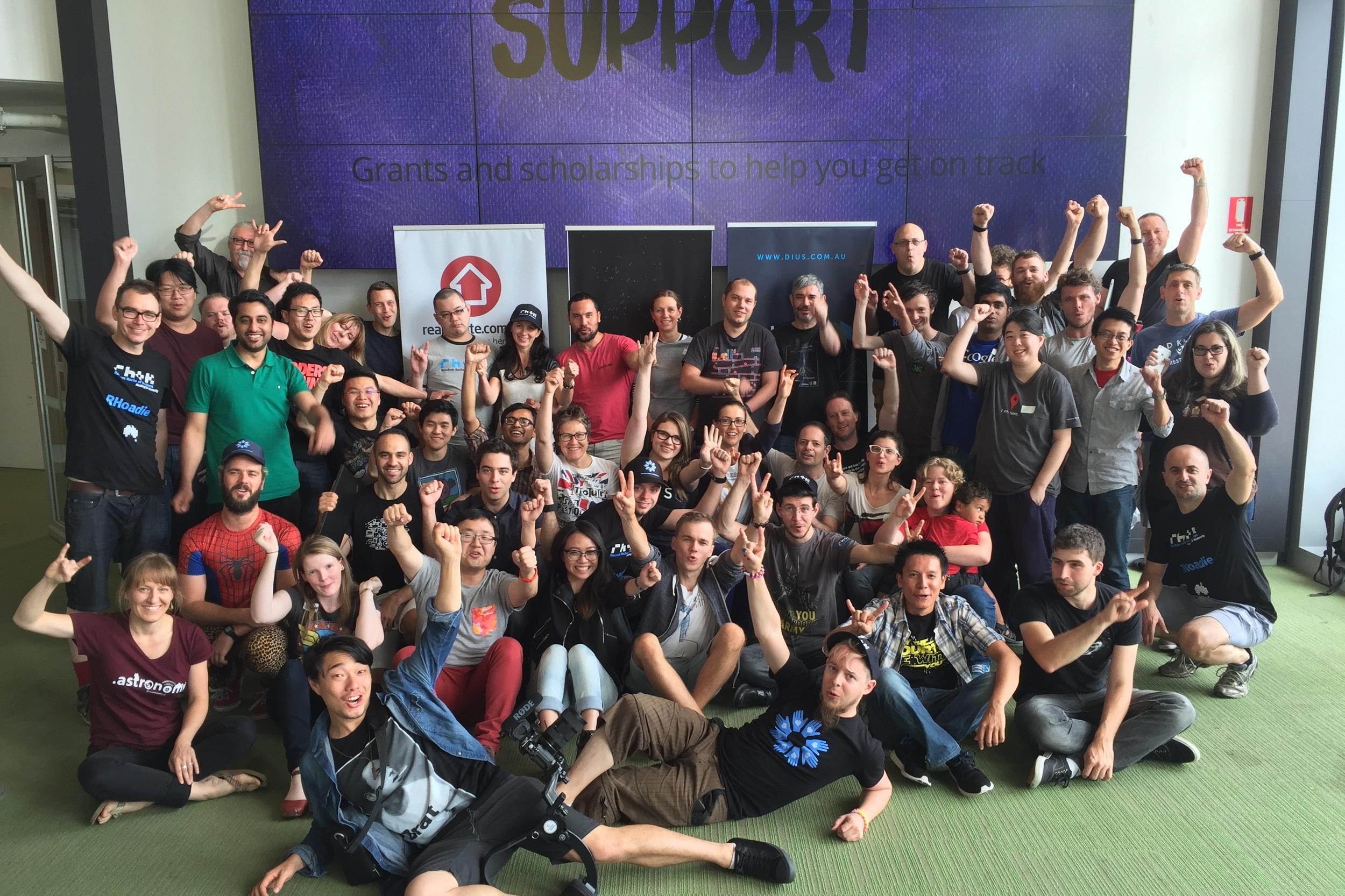 2015 Summer Hackathon - Swinburne University of Technology