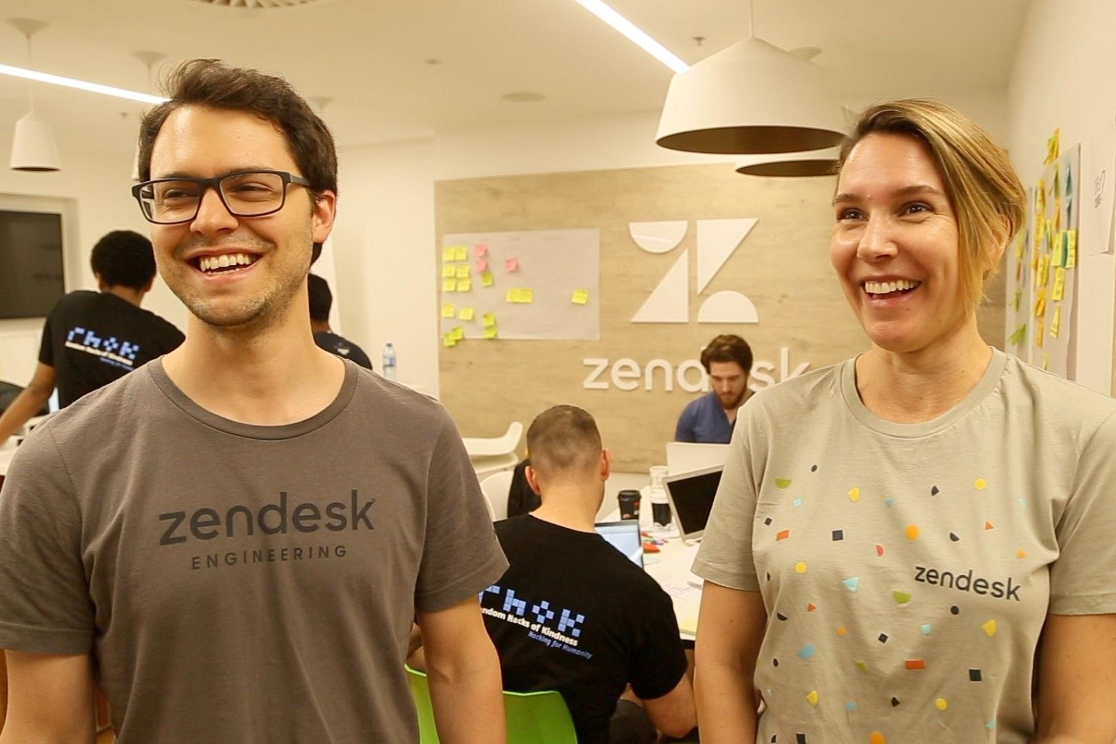 2017 Summer Hackathon - Zendesk
