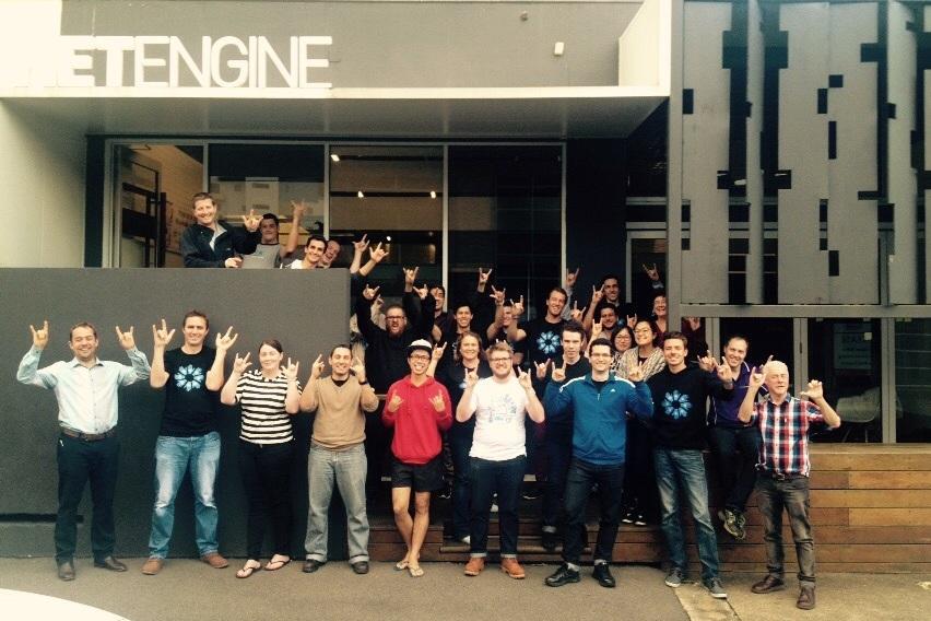 2015 Winter Hackathon - NetEngine