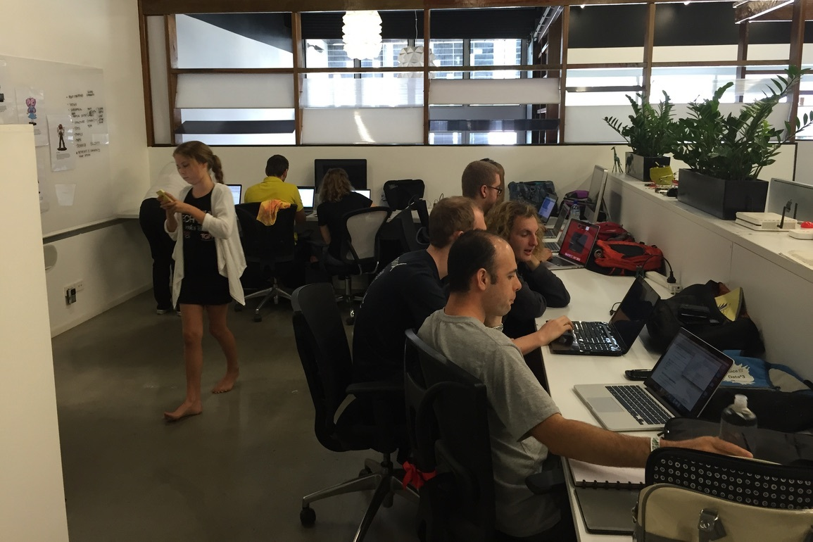 2014 Summer Hackathon -