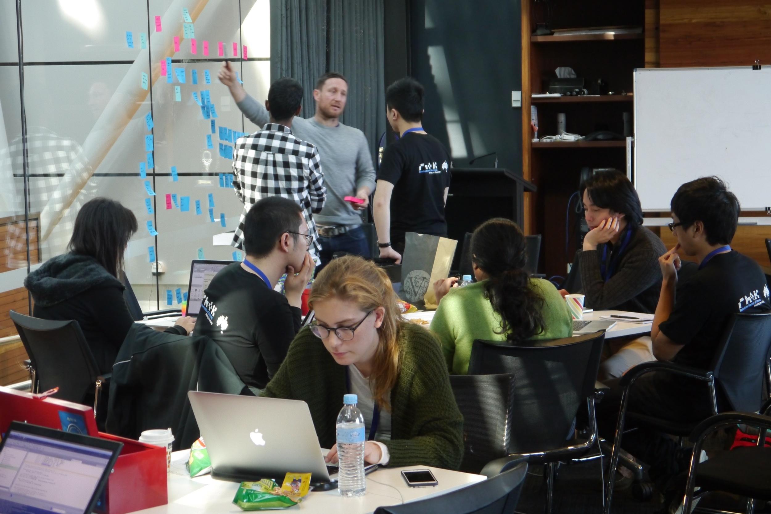 2015 Winter Hackathon -
