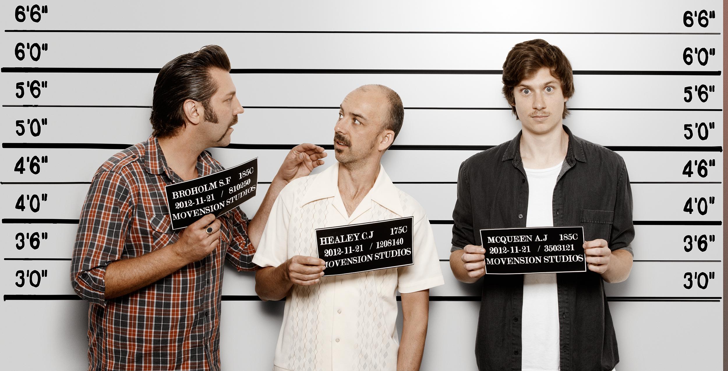 Movember promo