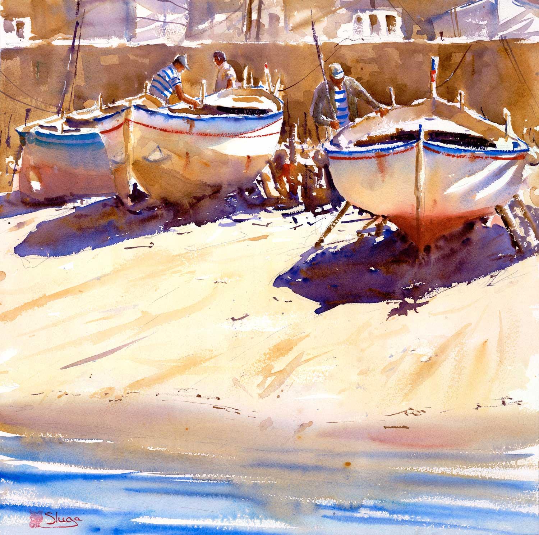 Sunny Day, Giglio Island (Sold)