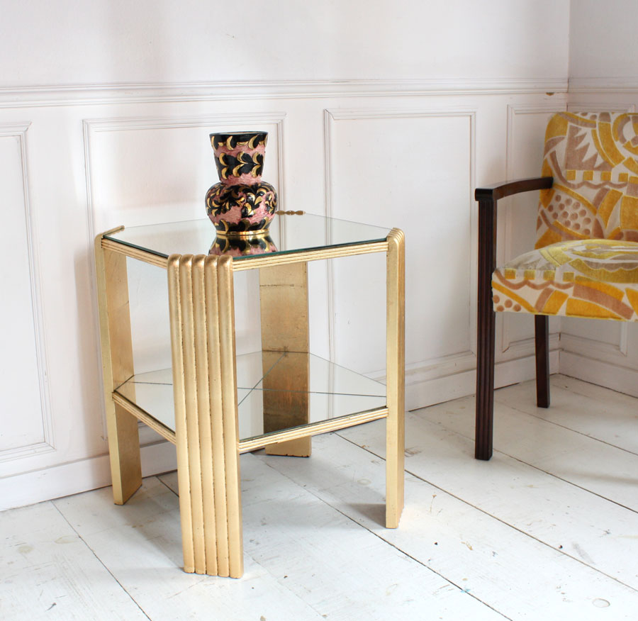 TABLE D'APPOINT « GATSBY »