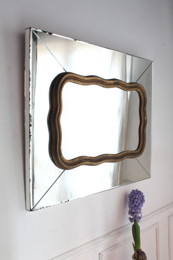 Cadre-miroir
