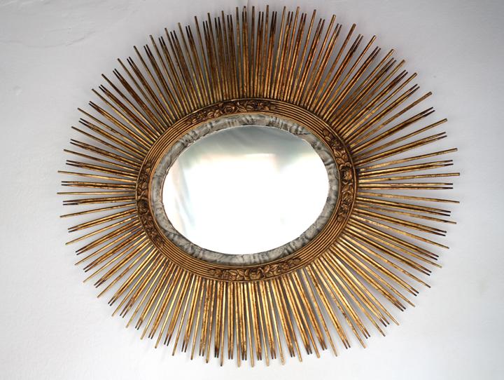 grand miroir soleil