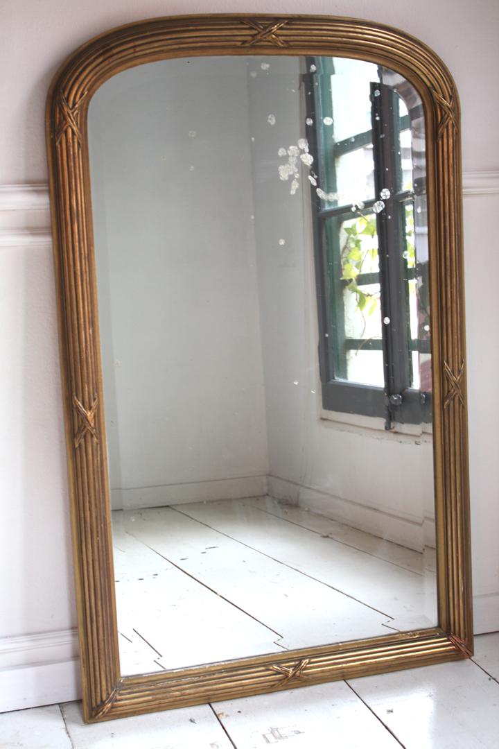 Grand Miroir Art Déco