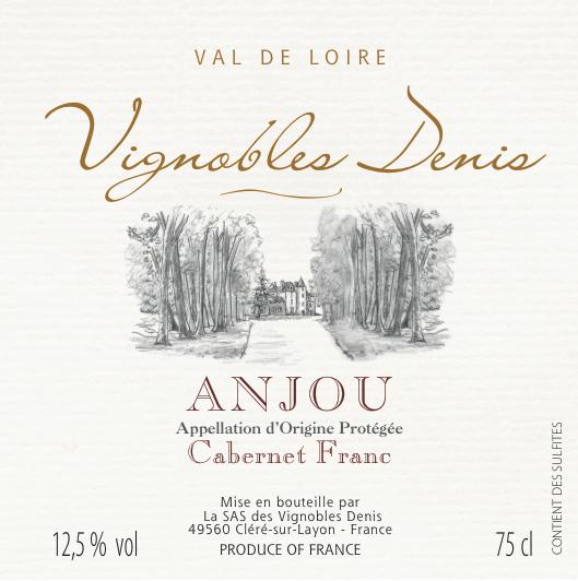 Vignoble Denis red front label.jpg
