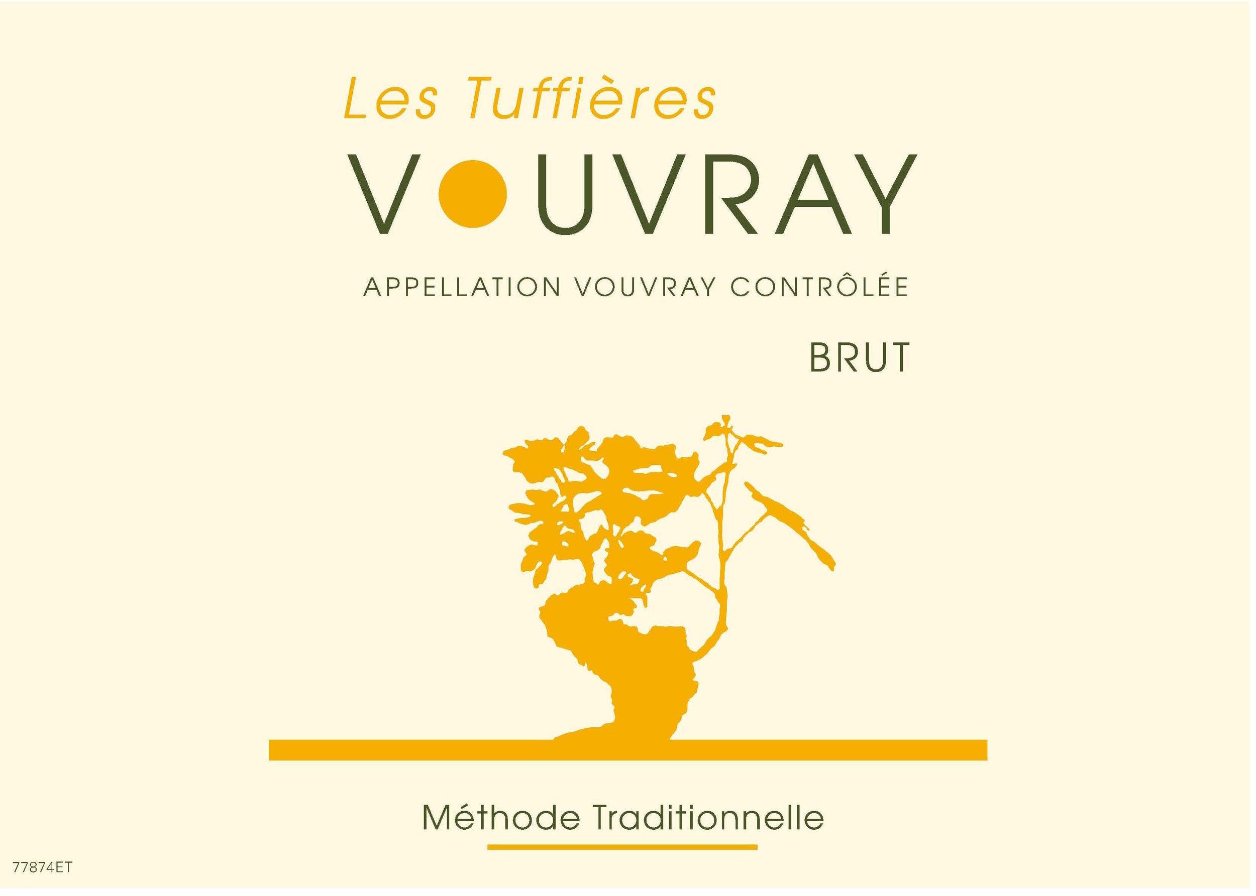 Les Tuffieres Vouvray Brut front label.jpg