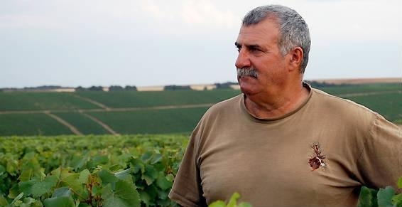 Michel George, 2nd generation winemaker