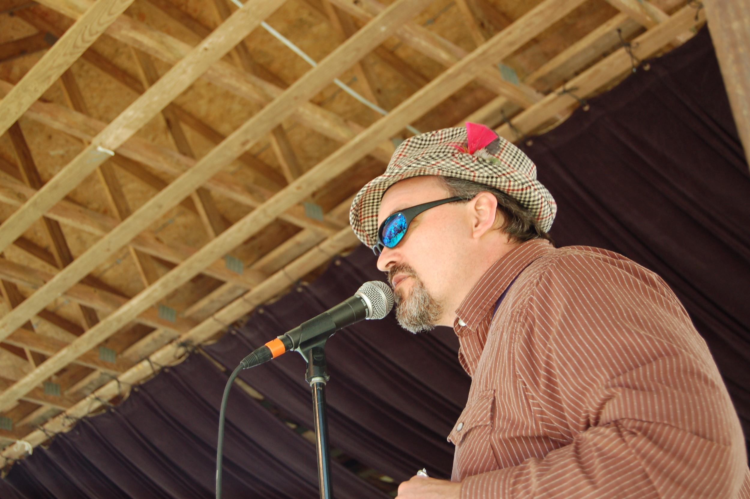 Joe Kendrick at MerleFest 2013. Photo by Jeff Eason.