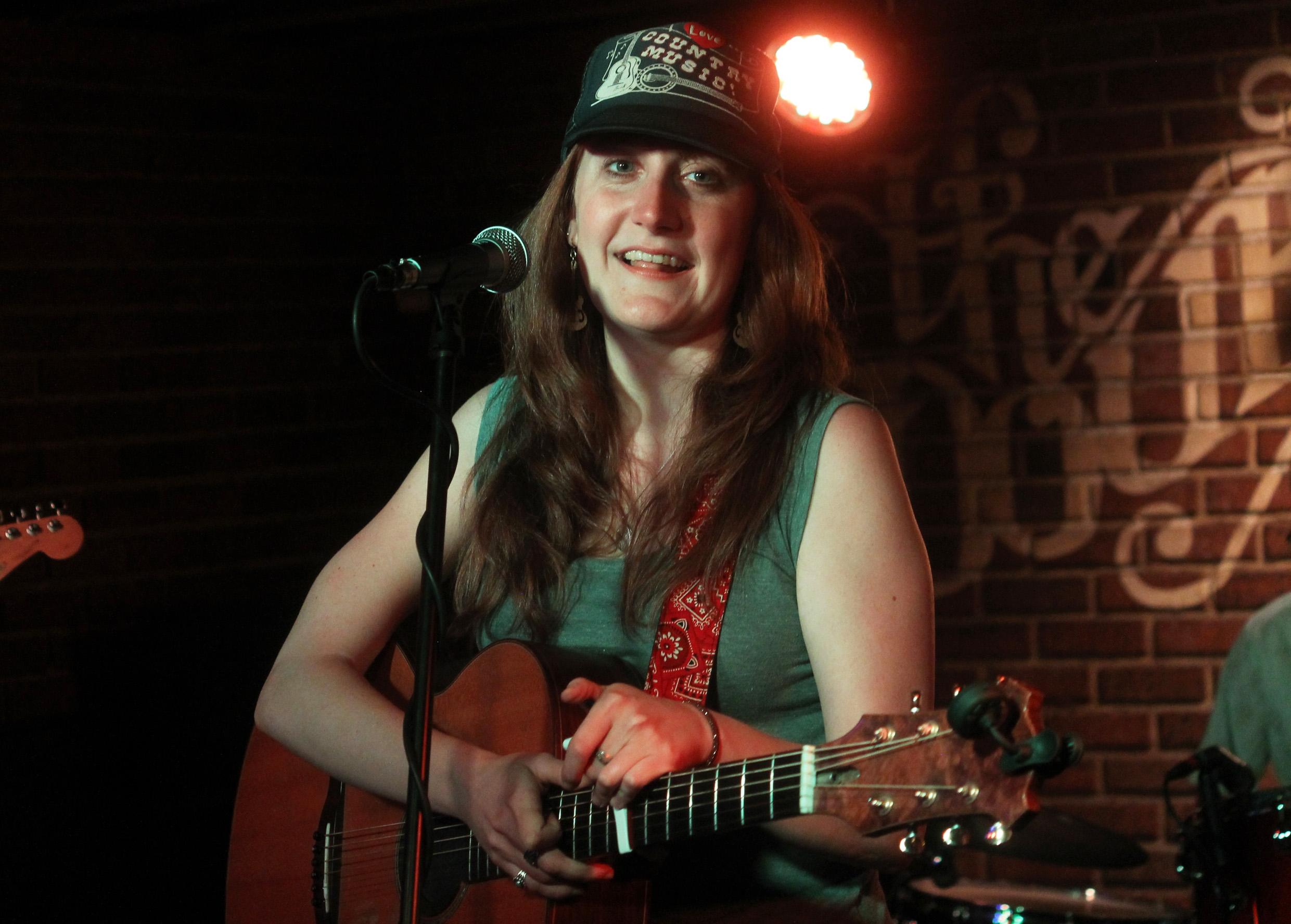 Amanda Anne Platt at The Double Door 5-14-15