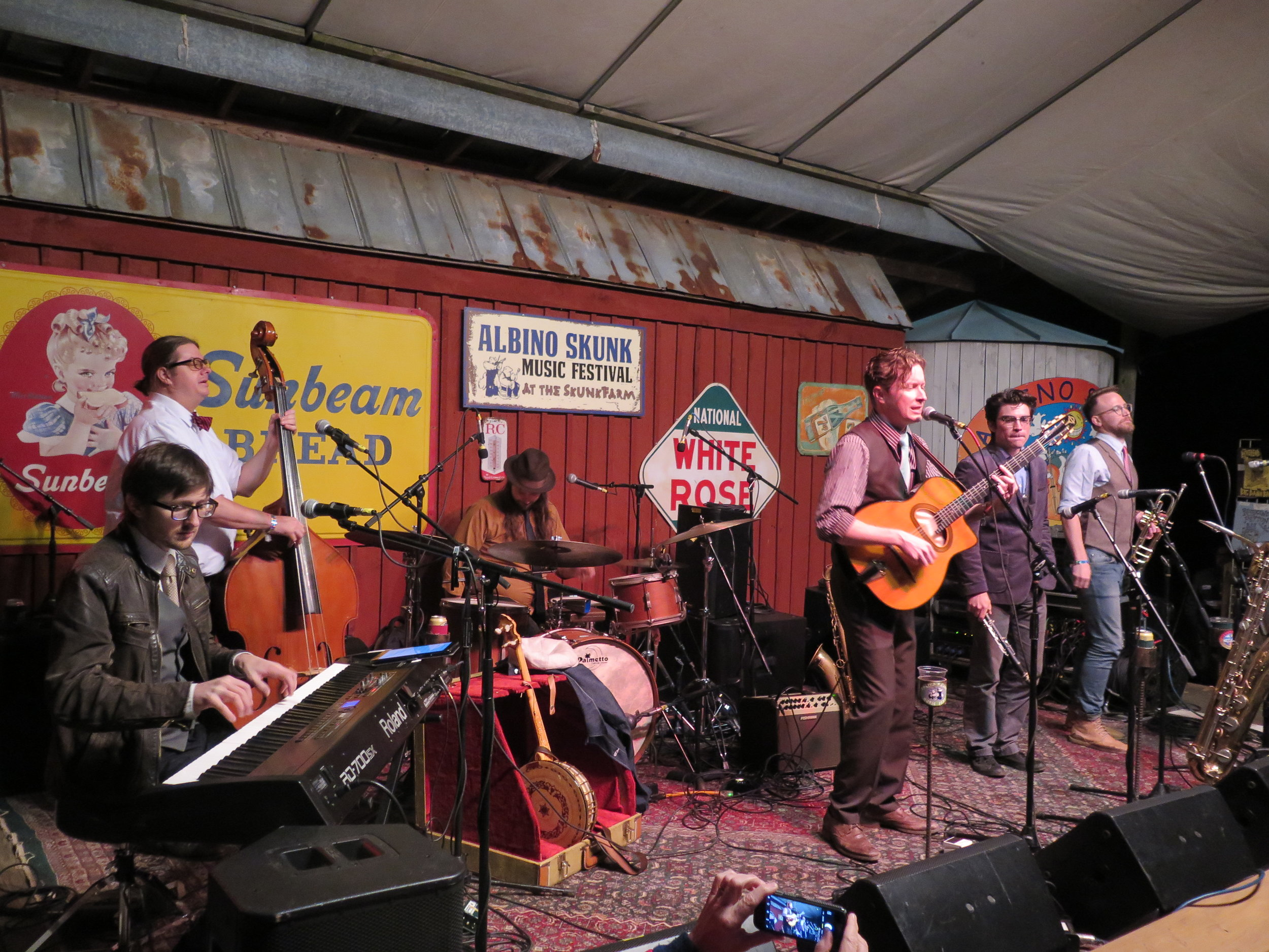 Blair Crimmins & the Hookers   at SpringSkunk