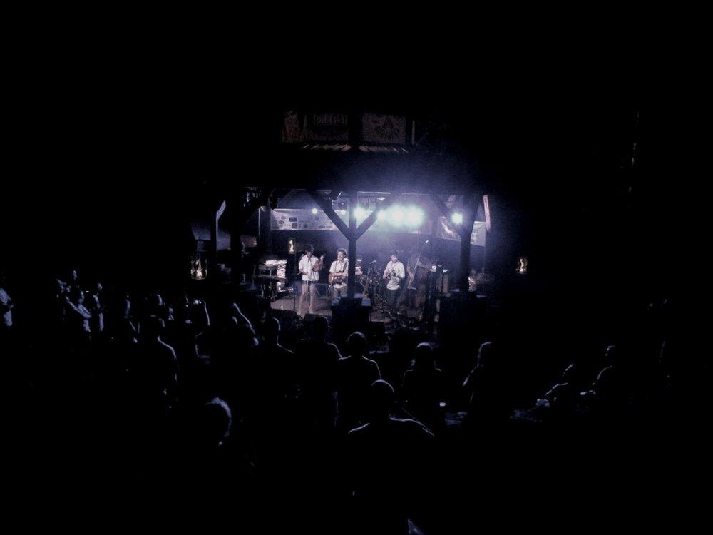 Mipso perform at Reevestock in Elkin, NC 8-3-19