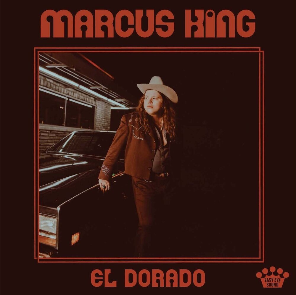 After moving to Nashville, Marcus King brought in hit songwriter Paul Overstreet and The Black Keys' Dan Auerbach to work with him on his album  El Dorado