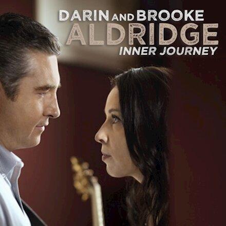 cover art for Darin and Brooke's seventh studio album,  Inner Journey