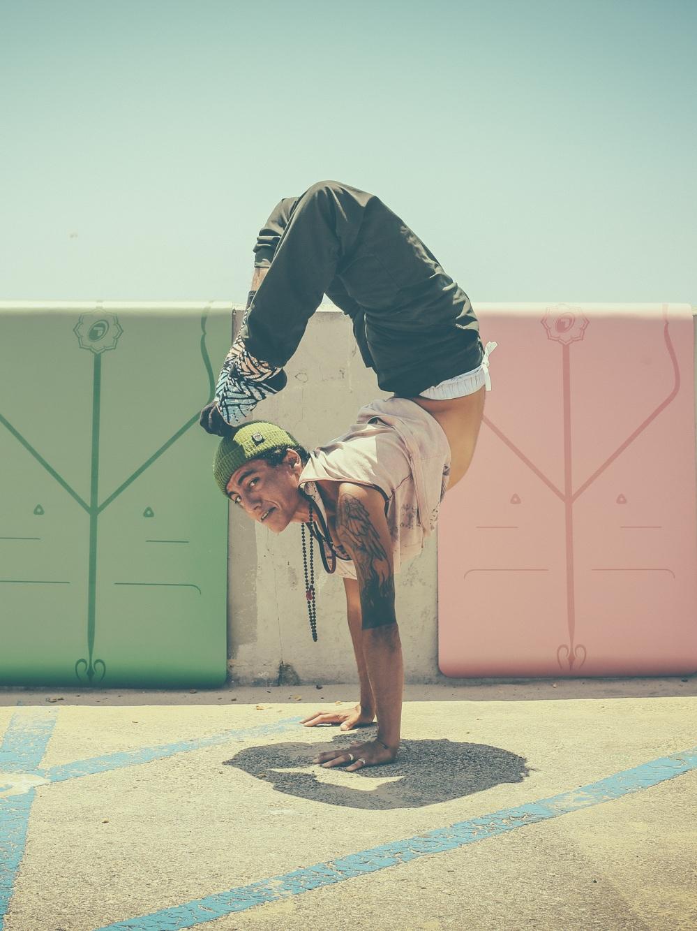 Yancy Scot Schwartz Pro- Skater living in Hollywood California