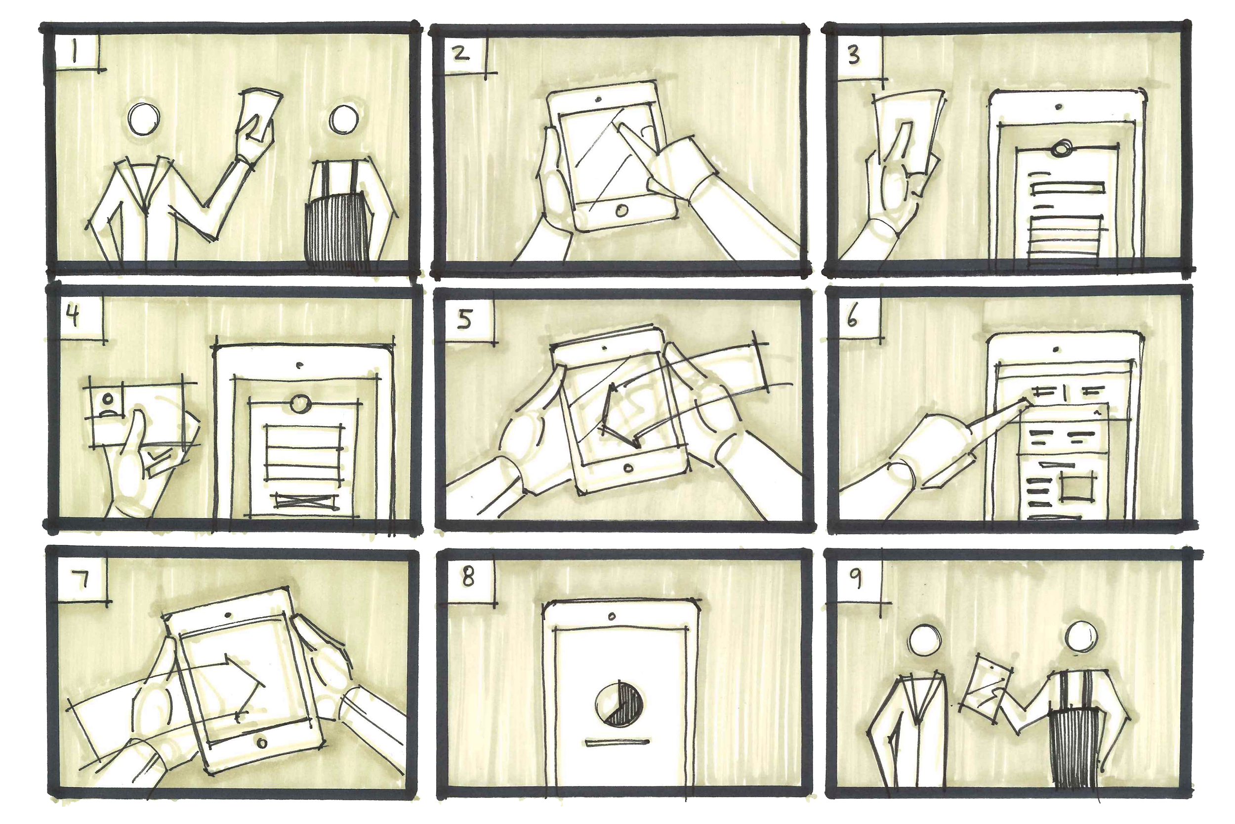 Primary Storyboard