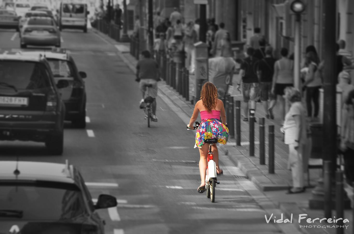 She - Madrid, Spain