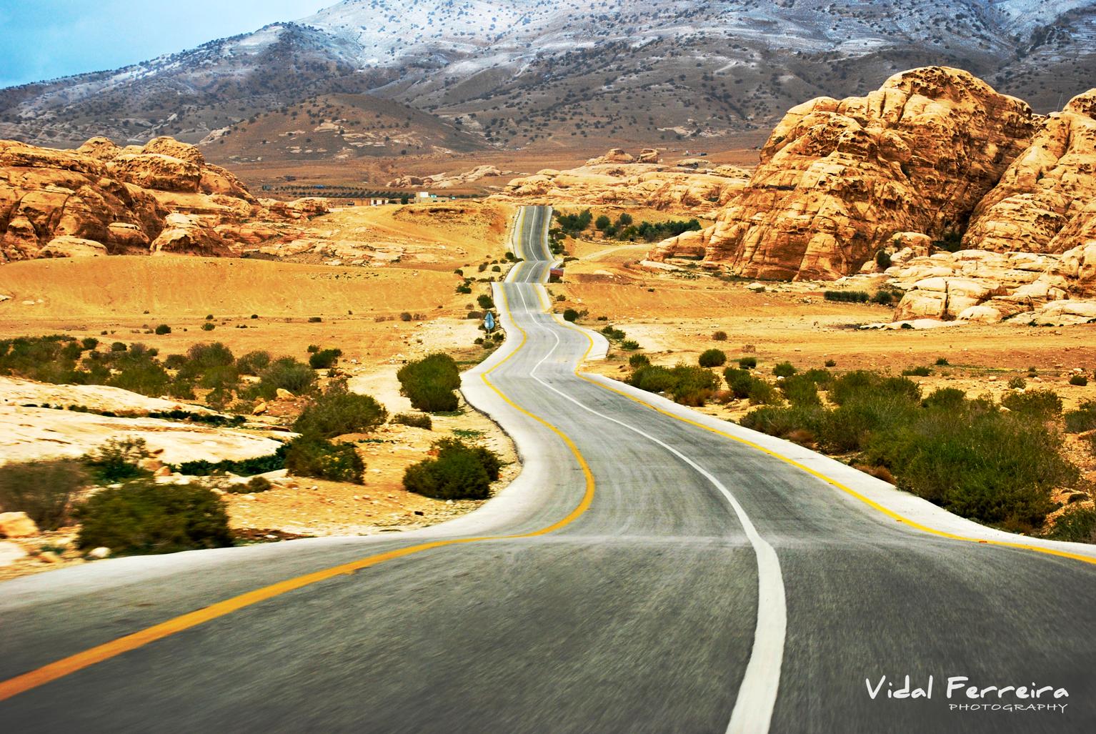 Long Way Home - Amman, Jordan