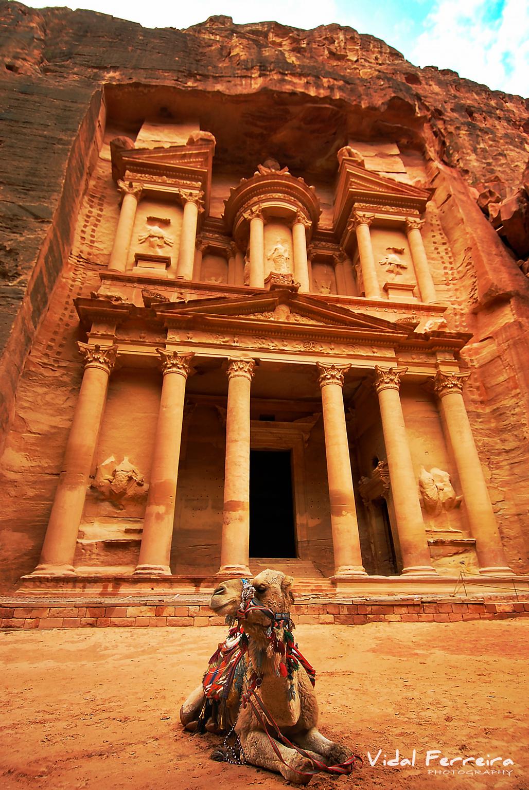 A Wonder - Petra, Jordan