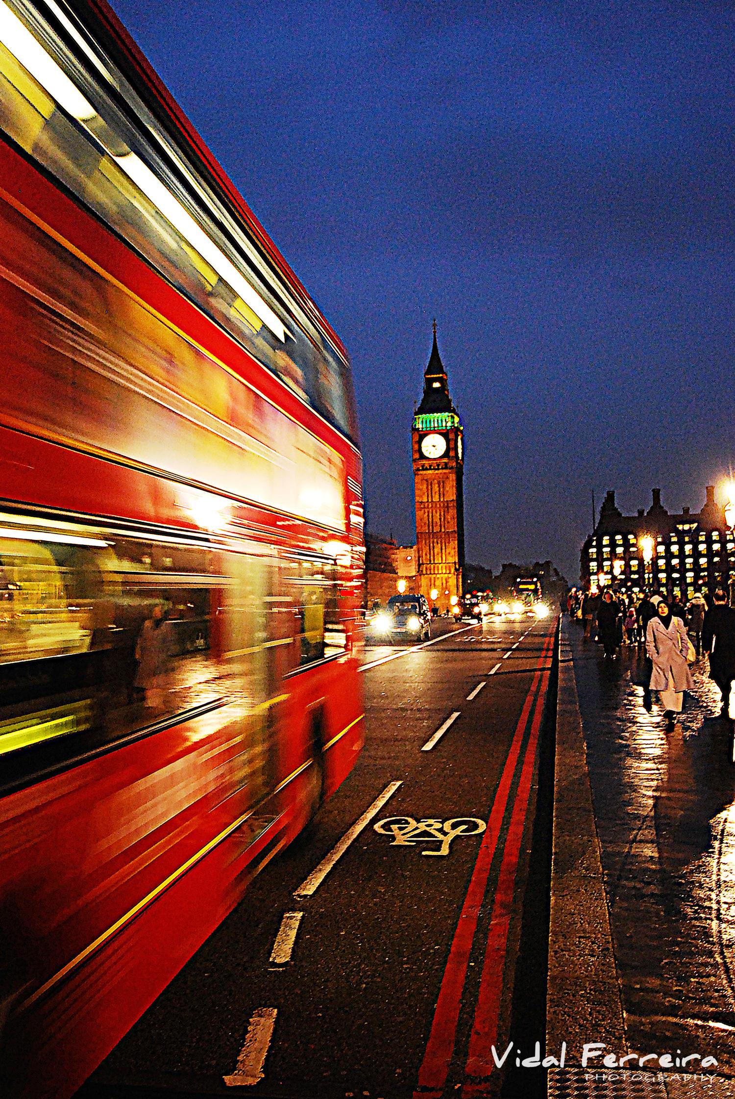 Movement - London, UK
