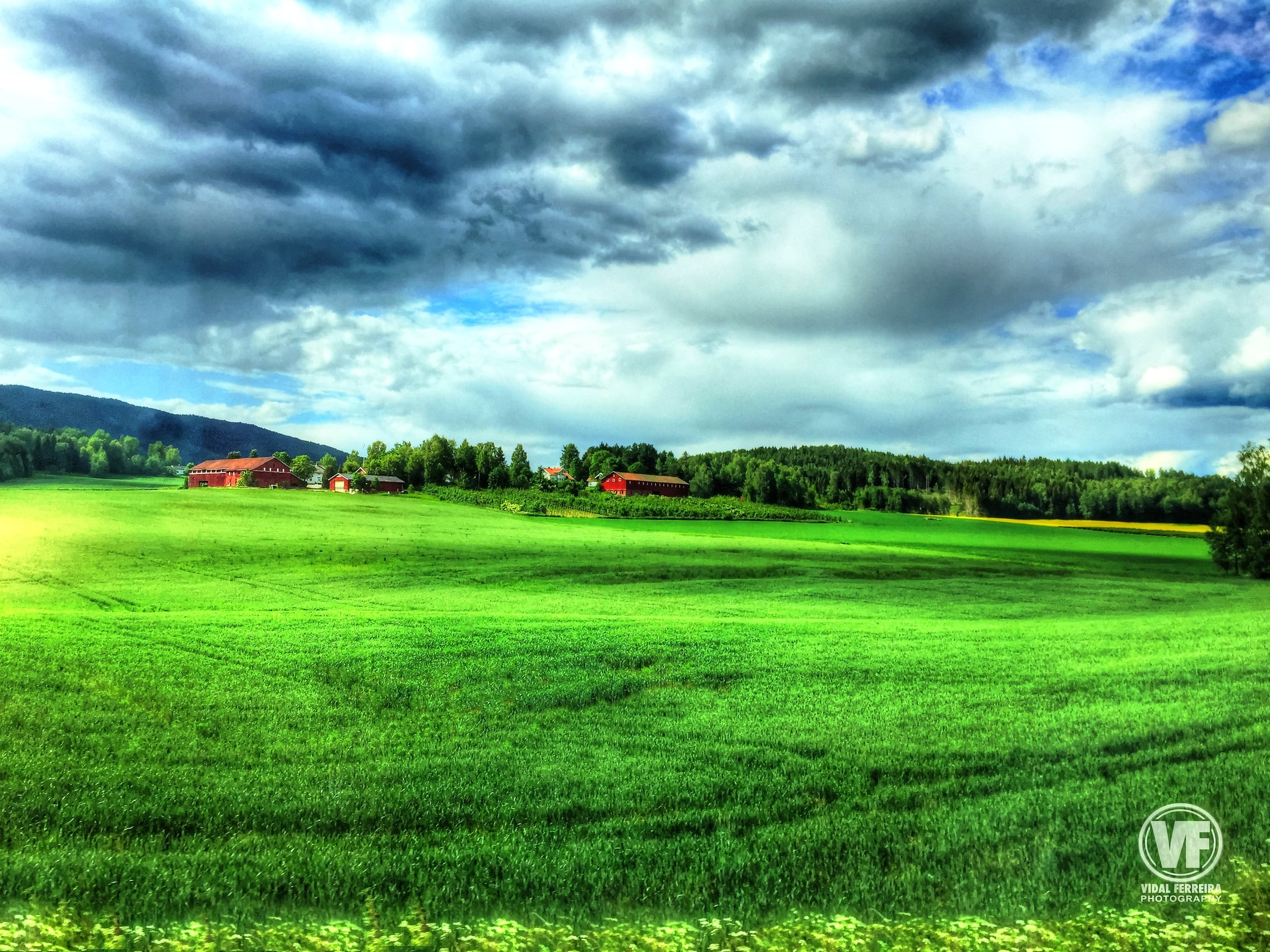Serenity - Voss, Norway