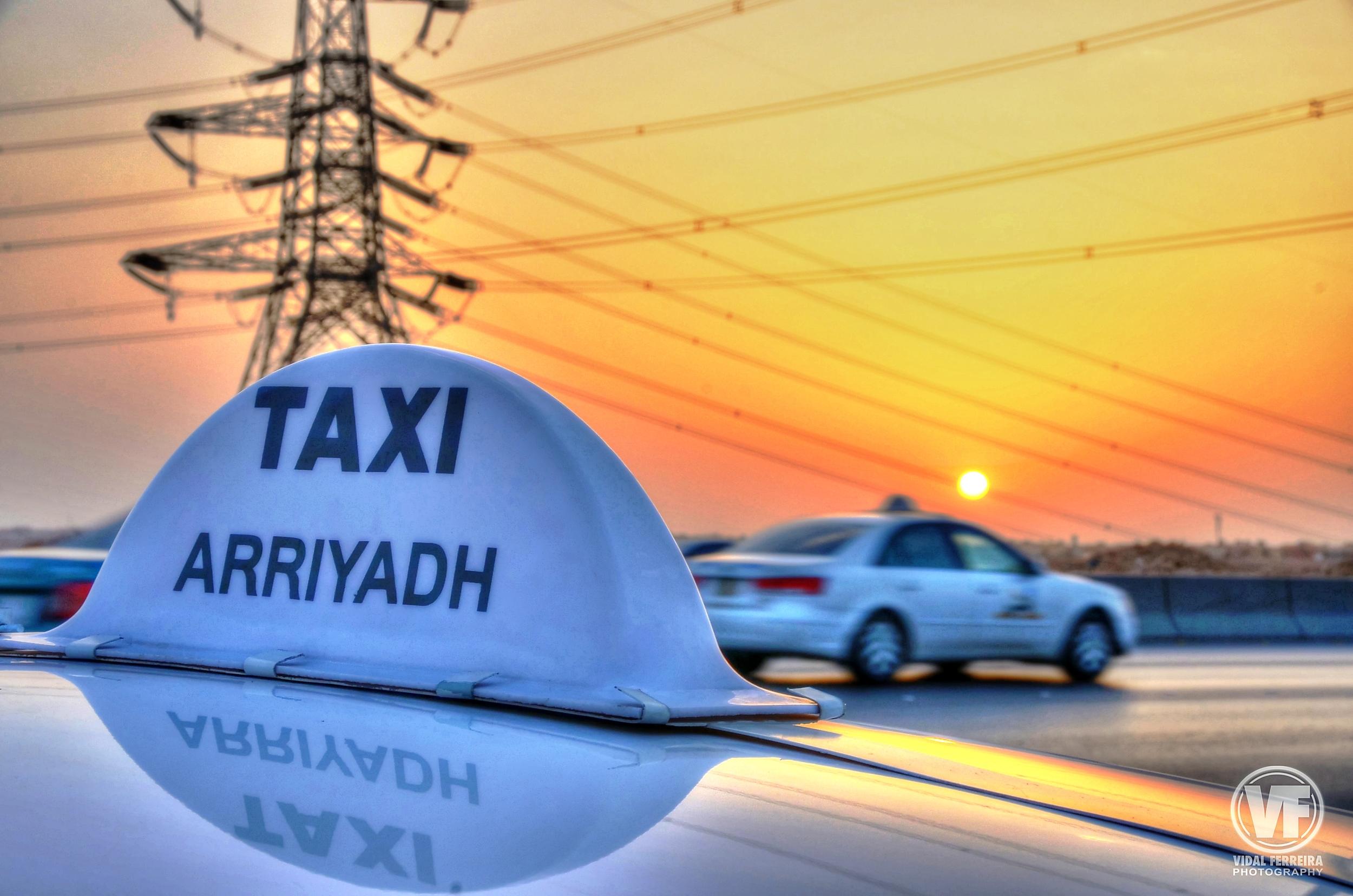 Taxi - Riyadh, Saudi Arabia