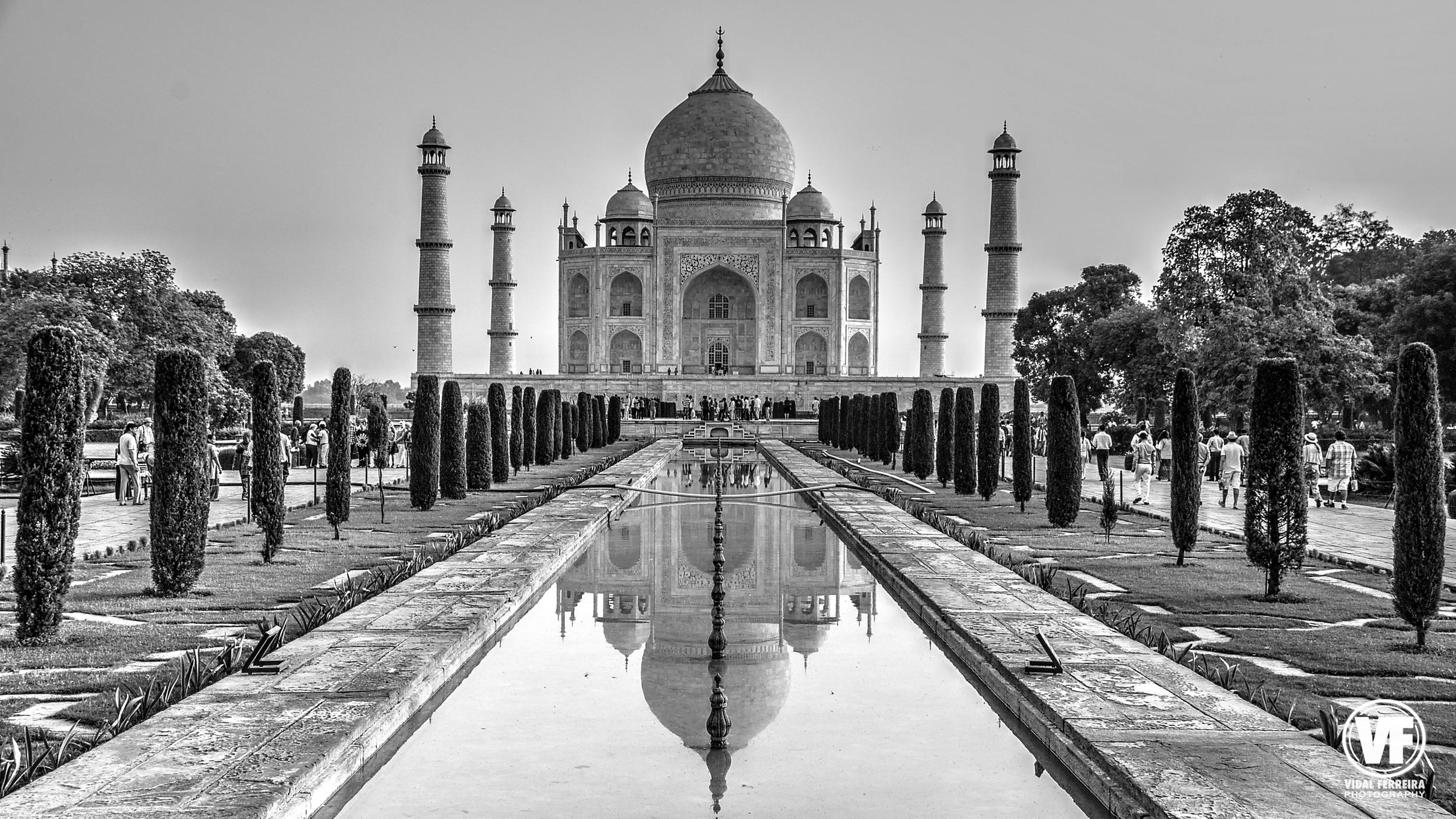 Love Story - Aggra, India