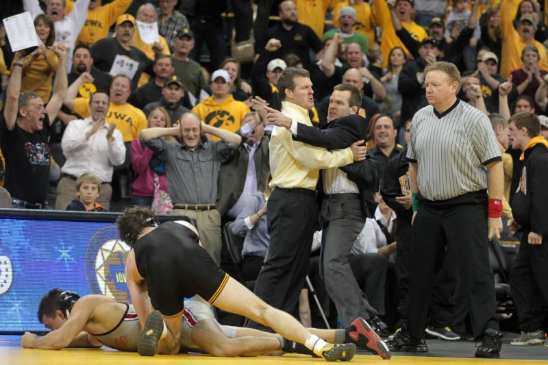 Can Iowa be back on top of the podium in 2015?