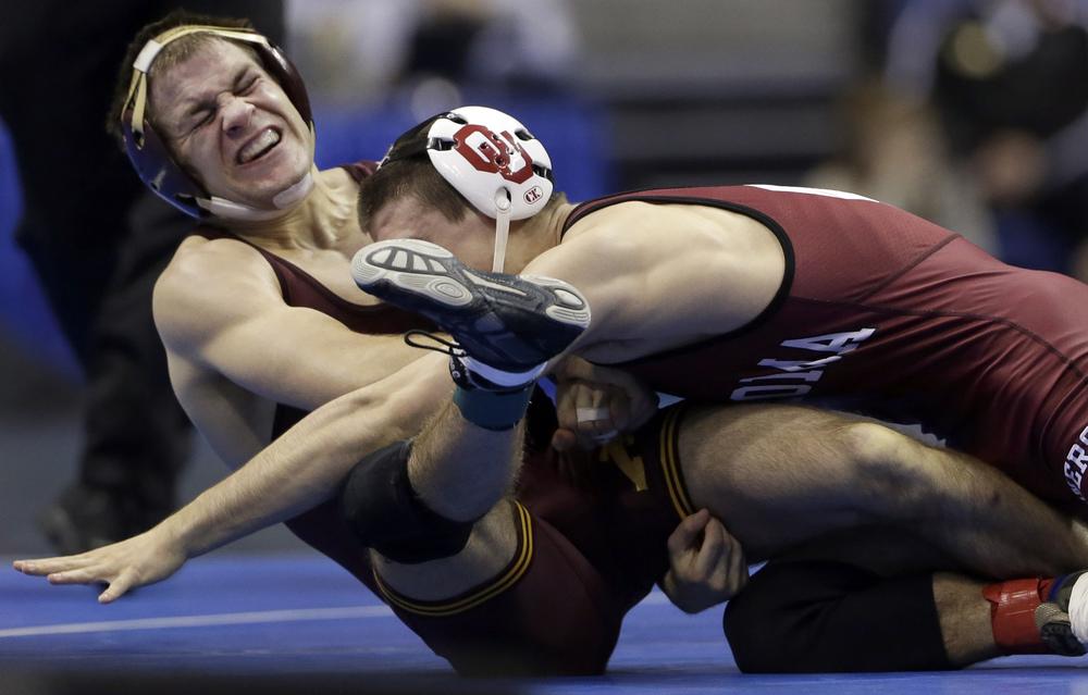 Hot ass college wrestler pics Cody Brewer Ncaa S Wasn T Just A Hot Streak Bloodround