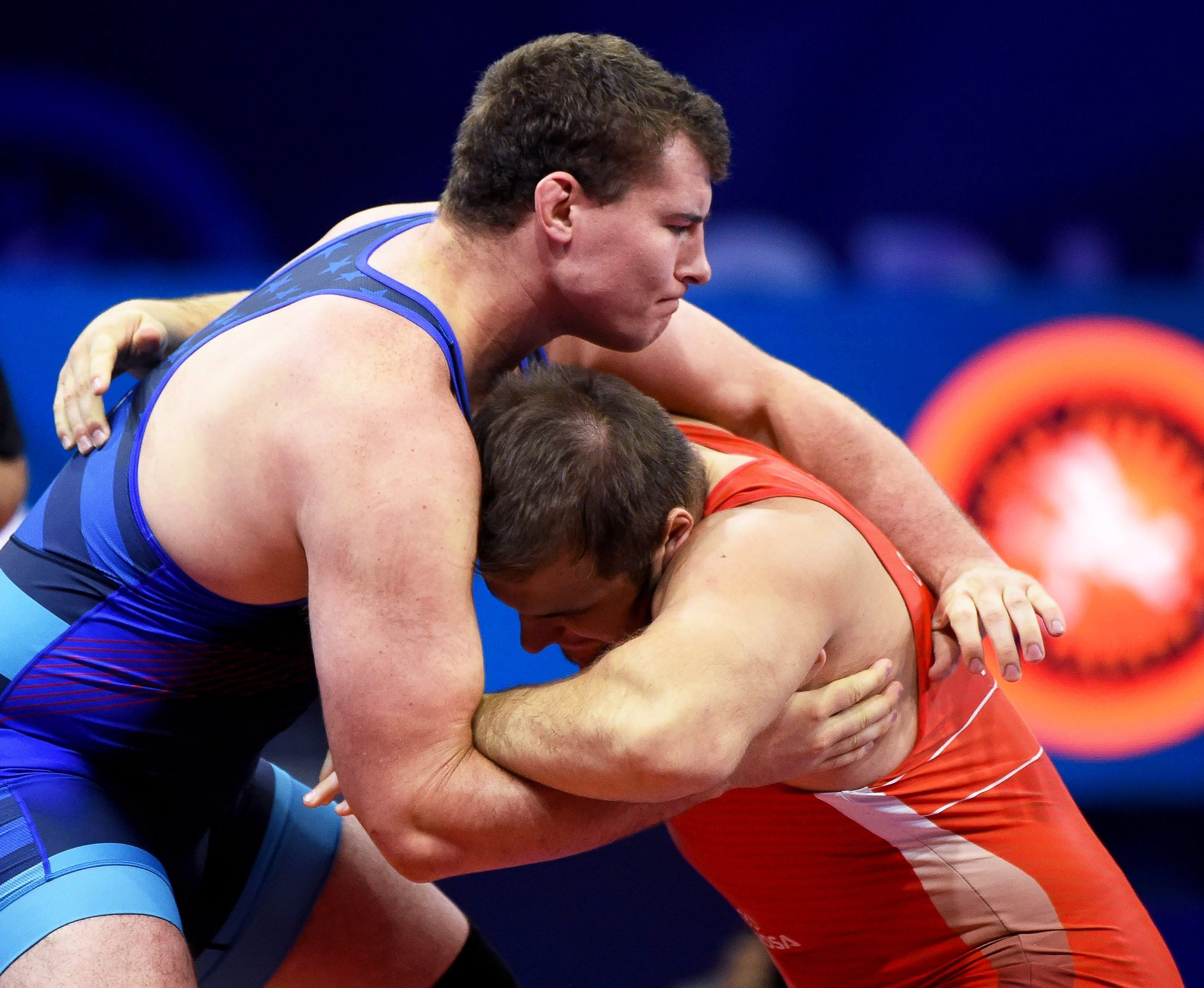 Adam Coon won a silver medal for Team USA this past weekend in Budapest.