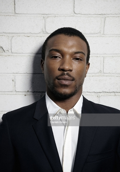 Portrait of Ashley Walters - Getty Images by Hamish Brown