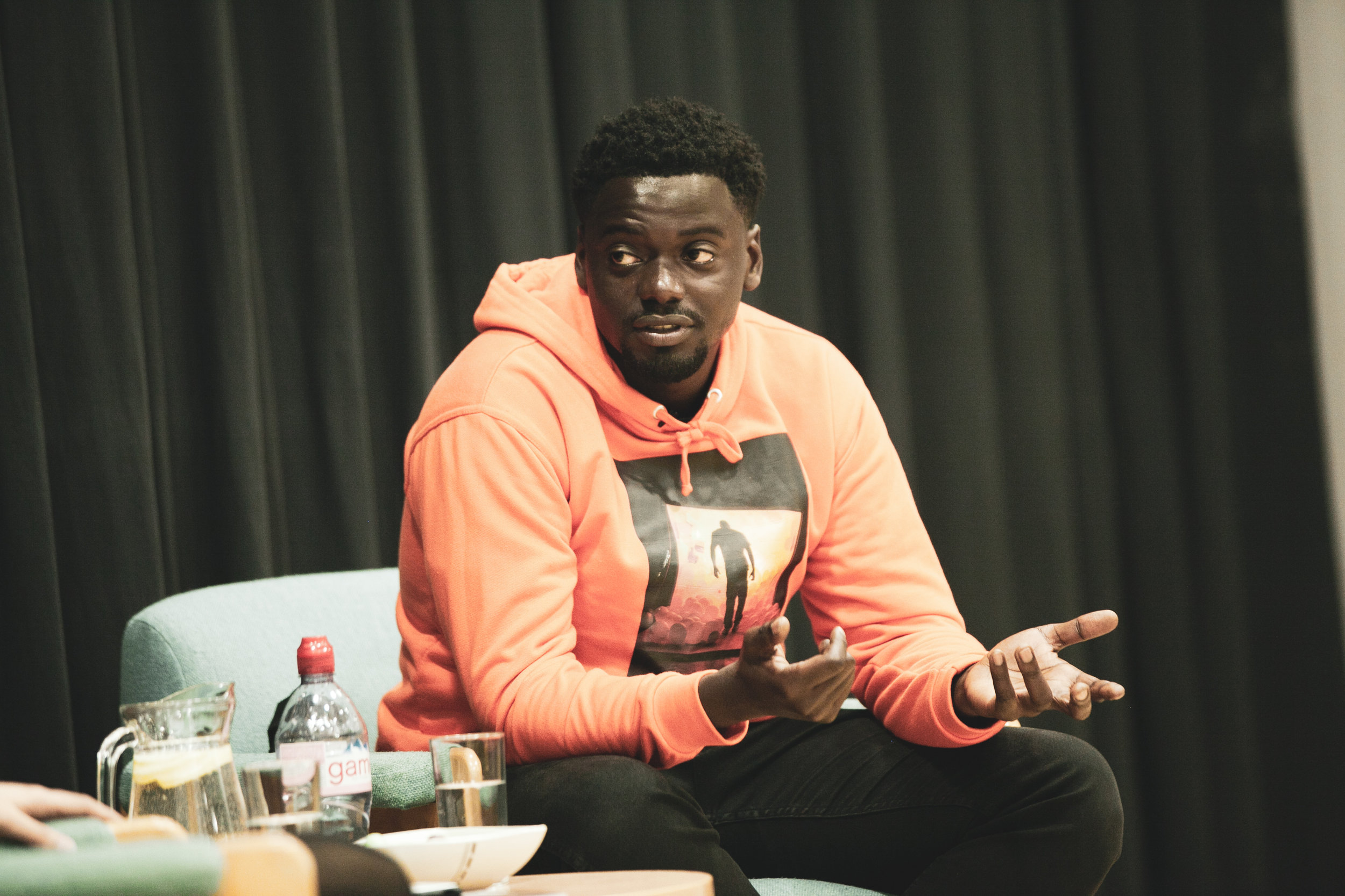 Blueprint Session | Daniel Kaluuya