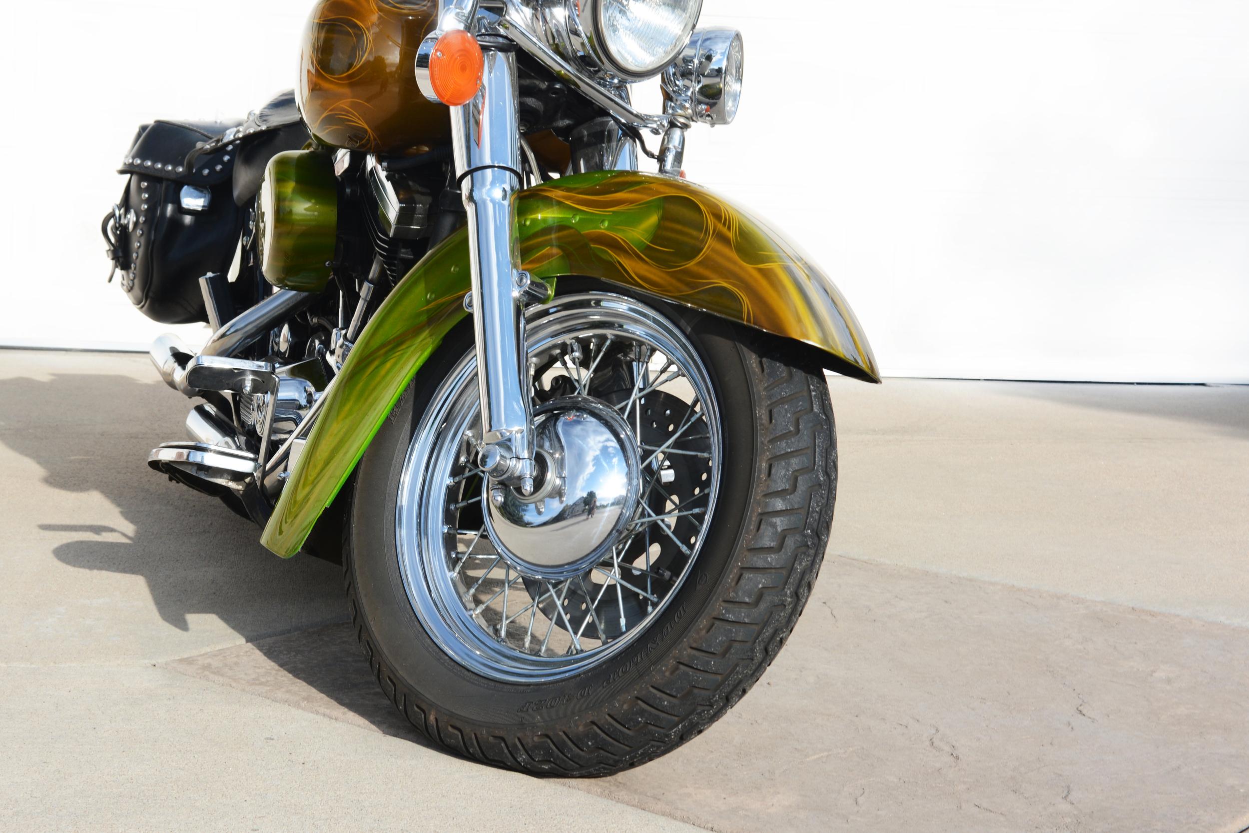 1993 Harley Davidson Heritage Softail
