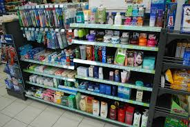 Chemicals without borders at a store near you