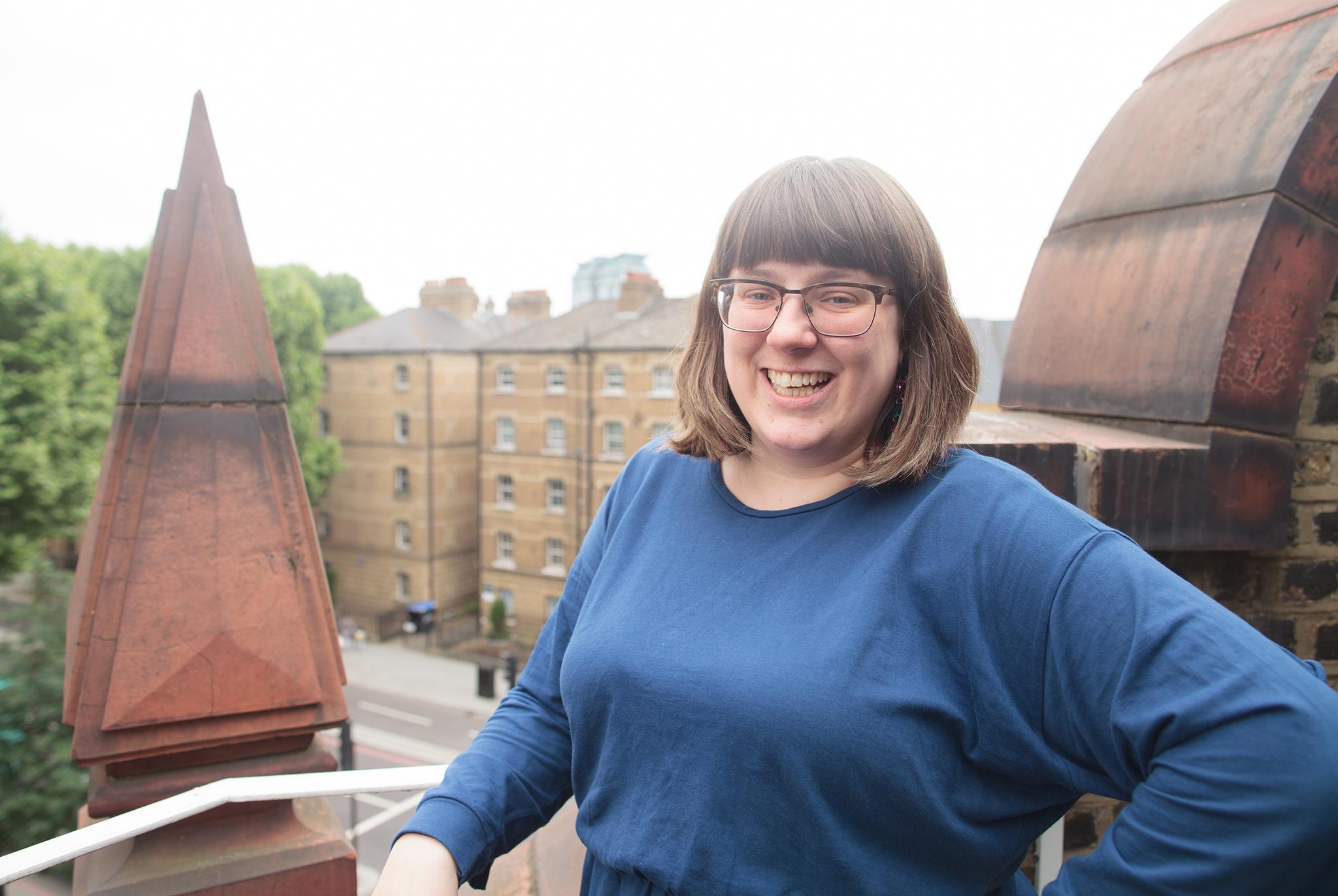 Hannah Flynn, Communications Director, Failbetter Games