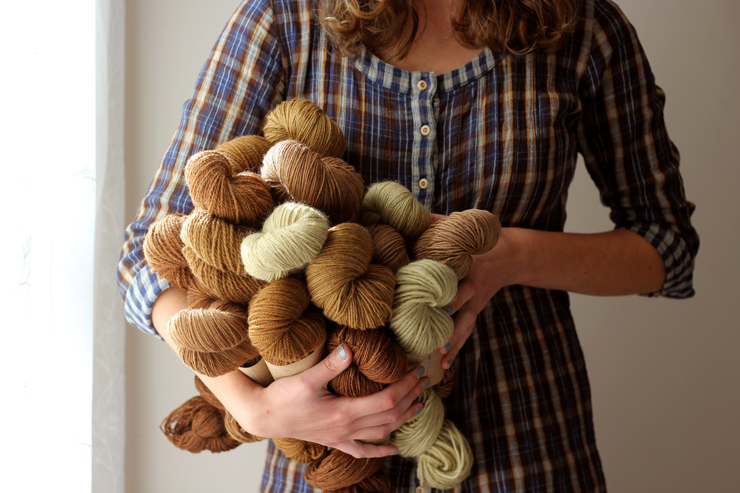 NATURAL DYEING -
