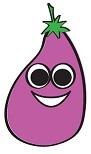 Ernie Eggplant heard someone say...