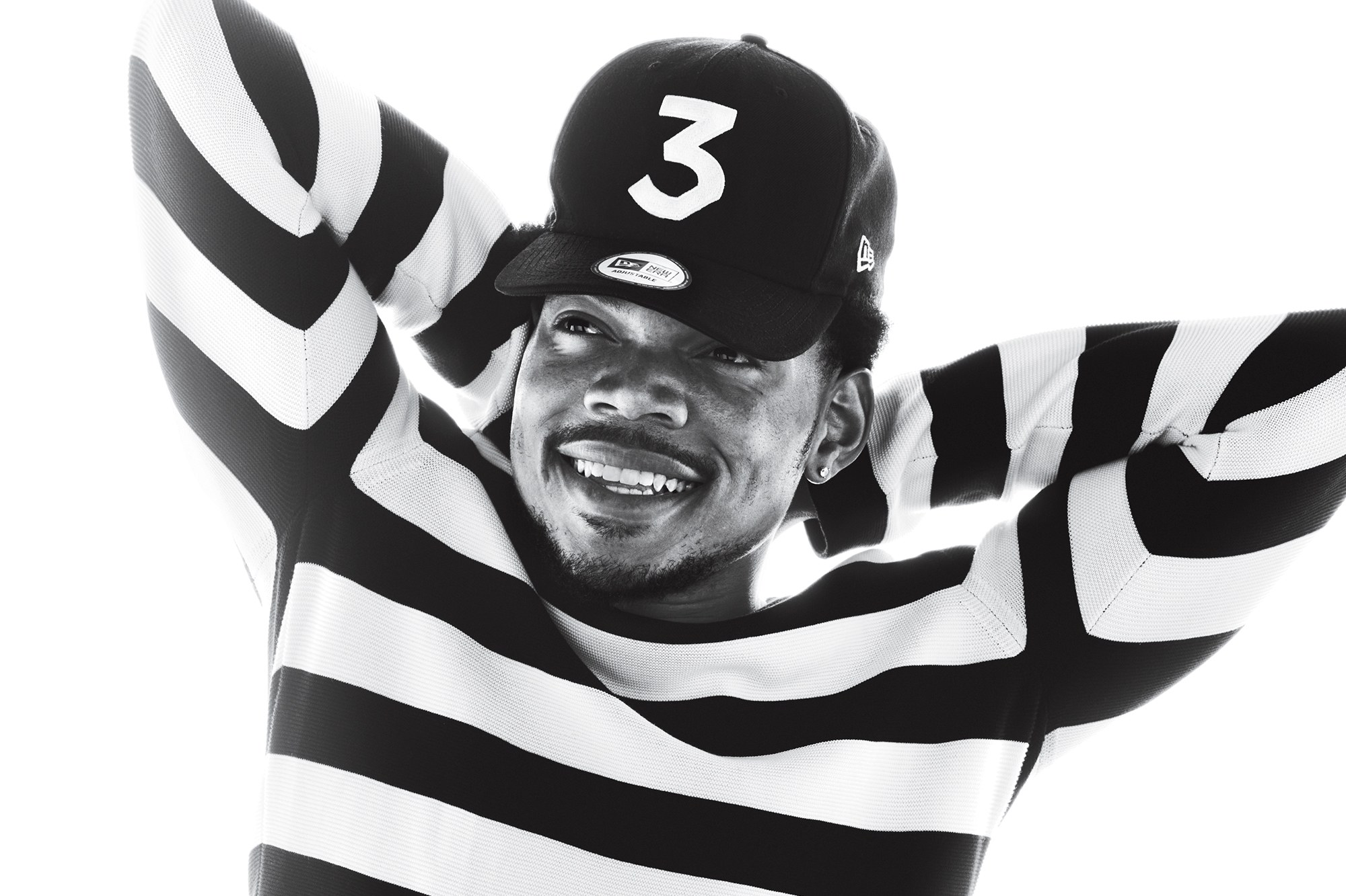 Hip-Hop and Digital Design - How do artists like Chance the Rapper, Jay-Z, and Solange Knowles contribute to the world of digital deign thinking?