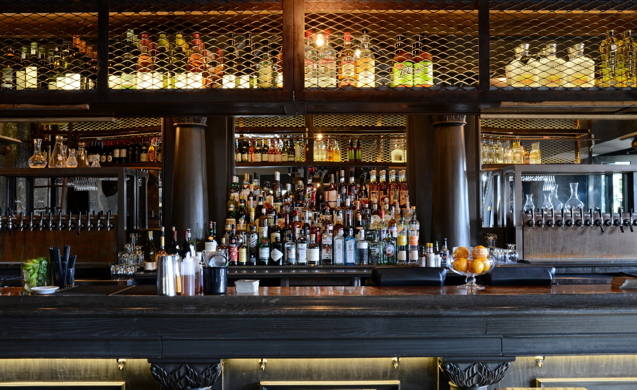 THRILLLIST  .ONE OF THE MOST BEAUTIFUL BARS