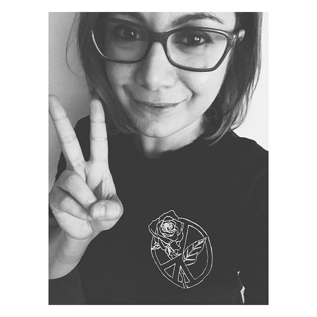 """The chemist who can extract from his heart's elements compassion, respect, longing, patience, regret, surprise, and forgiveness and compound them into one can create that atom which is called love."""" #khalilgibran ➖ Rocking my @delikaterayne """"Peace begins with Compassion"""" tee ✌️ #crueltyfree #consciousliving"""