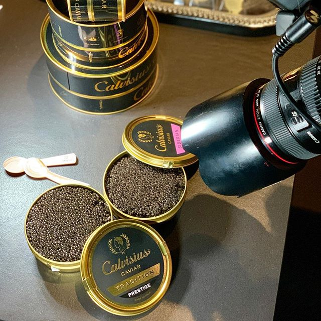 @calvisiuscaviarusa is ready for their closeup! We are producing a new photo series next month for this iconic brand - stay tuned!  #MRG #CaviarMoments #Calvisius #CreativeAgency #NYC #Italian #Luxury